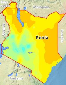 Malaria Kenia Karte.Wetter Kenia Temperaturen In Kenia Nach Monaten